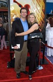 Amanda Marsh Photo - The Bachelor ALEX MICHEL  girlfriend AMANDA MARSH at the Los Angeles premiere of Spider-Man29APR2002   Paul Smith  Featureflash
