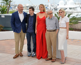 Corey Stoll Photo - Corey Stoll Jesse Eisenberg Blake Lively Woody Allen  Kristen Stewart at the photocall for Cafe Society at the 69th Festival de CannesMay 11 2016  Cannes FrancePicture Paul Smith  Featureflash