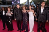 Natalie Baye Photo - Stars of the French version of Absolutely Fabulous JOSIANNE BALASKO (left) NATALIE BAYE  MARIE GILLAIN at the Cannes Film Festival for the premiere of The Pledge15MAY2001  Paul SmithFeatureflash