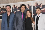Alexis Dziena Photo - LtoR Kevin Dillon Adrien Grenier Alexis Dziena  Jerry Ferrara at the premiere for the sixth season of the HBO TV series Entourage at Paramount Studios HollywoodJuly 9 2009  Los Angeles CAPicture Paul Smith  Featureflash