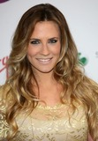 Georgie Thompson Photo - Georgie Thompson arriving for the Pre Wimbledon Party Kensington Roof Gardens London 16072011  Picture by Alexandra Glen  Featureflash