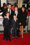 Brooklyn Beckham Photo - David Beckham Brooklyn Beckham Cruz Beckham Romeo Beckham Victoria Beckham at The Class of 92 premiere held at the Odeon West End cinema London 01122013 Picture by Henry Harris  Featureflash