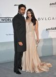 Abhishek Bachchan Photo - Aishwarya Rai  husband Abhishek Bachchan  at the 21st annual amfAR Cinema Against AIDS Gala at the Hotel du Cap dAntibesMay 22 2014  Antibes FrancePicture Paul Smith  Featureflash