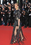 Adriana Karembeu Photo - Adriana Karembeu at gala premiere for Behind the Candelabra at the 66th Festival de CannesMay 21 2013  Cannes FrancePicture Paul Smith  Featureflash