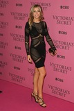 Abbey Clancy Photo - Abbey Clancy arriving for the Victorias Secret Fashion Show 2014 London held at Earls Court London  02122014 Picture by James Smith  Featureflash