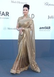 Aishwarya Ray Photo - Aishwarya Rai at the 66th Cannes Film Festival - amfARs 20th Annual Cinema Against AIDS - Arrivals Cannes France 23052013 Picture by Henry Harris  Featureflash