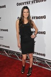 Natalie Fay Photo - Natalie Fay at the Los Angeles premiere of Country Strong at the Academy of Motion Picture Arts  Sciences Theatre Beverly HillsDecember 14 2010  Los Angeles CAPicture Paul Smith  Featureflash