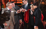 Linda Nolan Photo - Jim Davidson Linda Nolan Emma Willis at Celebrity Big Brother 2014 - Contestants Enter The House Borehamwood 03012014 Picture by Henry Harris  Featureflash