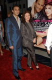Jacqueline Bisset Photo - Actress JACQUELINE BISSET  boyfriend  at the world premiere in Beverly Hills of Serving Sara20AUG2002   Paul Smith  Featureflash