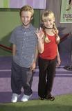 Cayden Boyd Photo - Actor CAYDEN BOYD  sister actress JENNA BOYD at the Hollywood premiere of his new movie Freaky FridayAug 4 2003 Paul Smith  Featureflash