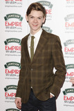 Thomas Sangster Photo - Thomas Sangsterarives for the Empire Magazine Film Awards 2014 at the Grosvenor House Hotel London 30032014 Picture by Steve Vas  Featureflash