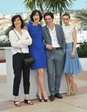 Arta Dobroshi Photo - Director Cathering Corsini (left) with actors Clotilde Hesme Raphael Personnaz  Arta Dobroshi at the photocall for their new movie Three Worlds in competition at the 65th Festival de CannesMay 25 2012  Cannes FrancePicture Paul Smith  Featureflash