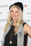 Ashley James Photo - Ashley James arriving for the Marie Claires 25th Anniversary celebration at the Cafe Royal Hotel London 17092013 Picture by Henry Harris  Featureflash