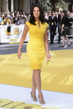 Andrea Mclean Photo - Andrea McLean at the world premiere of Minions at the Odeon Leicester Square LondonJune 11 2015  London UKPicture Dave Norton  Featureflash
