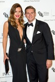 Charlie Webster Photo - Charlie Webster and Allen Leech  arriving for the IWC Gala dinner in honour of the BFI at Battersea Evolution London 07102014 Picture by Alexandra Glen  Featureflash