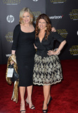 Diane Sawyer Photo - TV journalist Diane Sawyer  guest at the world premiere of Star Wars The Force Awakens on Hollywood BoulevardDecember 14 2015  Los Angeles CAPicture Paul Smith  Featureflash