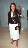Jerry Seinfeld Photo - 05NOV99  SHOSHANNA LONSTEIN (former girlfriend of Jerry Seinfeld) at reception in Los Angeles for photo exhibit by Jade Jagger (daughter of Mick Jagger) and her boyfriend Dan McMillan Paul Smith  Featureflash