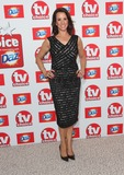 Andrea Mclean Photo - Andrea McLean arriving at The TV Choice Awards 2013 held at the Dorchester London 09092013 Picture by Henry Harris  Featureflash