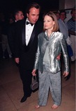 John Huston Photo - 17APR98  Actress JODIE FOSTER  friend RANDY STONE at the Beverly Hilton Hotel where Tom Cruise was honored with the 1998 John Huston Award by the Artists Rights Foundation