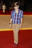 Ronan Parke Photo - Ronan Parke arriving for the UK Premiere of The Three Musketeers at Westfield London 04102011 Picture by Steve Vas  Featureflash