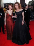 Alex Kingston Photo - 08MAR98  ER stars LAURA INNES (left)  ALEX KINGSTON at the Screen Actors Guild Awards in Los Angeles
