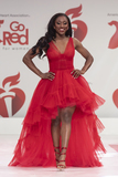 AJ Andrews Photo - February 5 2020 New York New York USA AJ ANDREWS at the American Heart Association Go Red for Women Red Dress Collection 2020Fashion ShowHammerstein Ballroom NYCFebruary 5 2020Photos by     Photos Inc (Credit Image  Sonia MoskowitzGlobe Photos via ZUMA Wire)