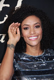 Annie  Ilonzeh Photo - Annie Ilonzeh 09212016 The Los Angeles Premiere of gThe Birth of a Nationh held at the ArcLight Cinerama Dome in Los Angeles CA Photo by Izumi Hasegawa  HollywoodNewsWireco