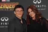 Ann Russo Photo - Anthony Russo Anne Russo 04232018 The World Premiere of Avengers Infinity War held at Hollywood CA Photo by Izumi Hasegawa  HollywoodNewsWireco