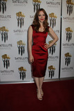 Jaime Ray Newman Photo - Jaime Ray Newman 02152015 The 19th Annual Satellite Awards held at InterContinental Los Angeles Century City at Beverly Hills in Los Angeles CA Photo by Izumi Hasegawa  HollywoodNewsWirenet