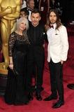 Shannon Leto Photo - Constance Leto Shannon Leto Jared Leto 03022014 The 86th Annual Academy Awards held at Dolby Theatre in Hollywood CA Photo by Mayuka Ishikawa  HollywoodNewsWirenet