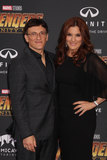 Anthony Russo Photo - Anthony Russo Anne Russo 04232018 The World Premiere of Avengers Infinity War held at Hollywood CA Photo by Izumi Hasegawa  HollywoodNewsWireco