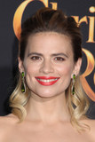 Hayley Atwell Photo - Hayley Atwell 07302018 The World Premiere of Christopher Robin held at the Walt Disney Studios in Burbank CA Photo by Izumi Hasegawa  HollywoodNewsWireco