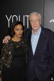 Shakira Caine Photo - Shakira Caine Michael Caine 11172015 The Los Angeles Premiere of Youth held at The Directors Guild of America Theater in Los Angeles CA Photo by Izumi Hasegawa  HollywoodNewsWirenet