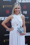 Ashley Eckstein Photo - Ashley Eckstein 09132019 The 45th Annual Saturn Awards held at the Avalon Hollywood in Los Angeles CAPhoto by Yurina Abe  HollywoodNewsWireco