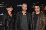 Joey Lawrence Photo - Lawrence Brothers Matthew Lawrence Joey Lawrence Andrew Lawrence 05182017 The US Premiere of Pirates of the Caribbean Dead Men Tell No Tales held at the Dolby Theatre in Los Angeles CA Photo by Izumi Hasegawa  HollywoodNewsWireco