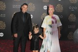 Carey Hart Photo - Carey Hart Willow Sage Hart Pink 05232016 The US premiere of Alice Through the Looking Glass held at The El Capitan Theater in Hollywood CA Photo by Izumi Hasegawa  HollywoodNewsWireco