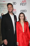 Armie Hammer Photo - Armie Hammer Felicity Jones 11082018 AFI Fest 2018 Opening Night World Premiere Gala Screening of  On the Basis of Sex held at the TCL Chinese Theatre in Los Angeles CA Photo by Izumi Hasegawa  HollywoodNewsWireco