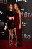 Nico Parker Photo - Nico Parker Thandie Newton 03112019 The World Premiere of Dumbo held at the El Capitan Theatre in Los Angeles CA Photo by Izumi Hasegawa  HollywoodNewsWireco