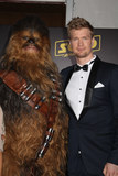 Lucila Sol Photo - Chewbacca Joonas Suotamo 05102018 The World Premiere of Solo A Star Wars Story held at Hollywood CA Photo by Izumi Hasegawa  HollywoodNewsWireco