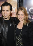 John Justin Photo - Actor John Leguizamo and his wife Justine Maurer attend the screening of The Lovely Bones at the Paris Theatre in New York NY on December 2nd 2009 (Pictured John Leguizamo Justine Maurer)