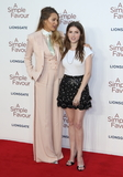 Blake Lively Photo - London UKBlake Lively and Anna Kendrick  at the UK Premiere of A Simple Favor at the BFI Southbank on the 17th September 2018 in London England UK  Ref LMK73-J2621-180918Keith MayhewLandmark MediaWWWLMKMEDIACOM