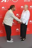 Vanessa Redgrave Photo - Venice Italy Franco Nero and Vanessa Redgrave at a photocall for  her Lifetime Achievement Award during the 75th Venice Film Festival at Sala Casino in Venice 29th August 2018 RefLMK200-S1653-002Landmark MediaWWWLMKMEDIACOM