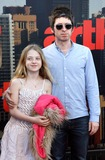 Anais Gallagher Photo - London UK Anais Gallagher and Noel Gallagher at the European Premiere of Arthur held at Cineworld at the O2 Arena 19th April 2011Keith MayhewLandmark Media