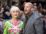 Jason Statham Photo - London UK Helen Mirren and Jason Statham  at  the Fast  Furious Hobbs  Shaw Special Screening at The Curzon Mayfair on July 23 2019 in London England Ref LMK386-J5240-240719Gary MitchellLandmark MediaWWWLMKMEDIACOM