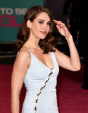 Alison Brie Photo - London UK Alison Brie at the UK Premiere of How To Be Single at Vue West End Leicester Square London on Tuesday 9 February 2016Ref LMK392 -58833-100216Vivienne VincentLandmark Media WWWLMKMEDIACOM