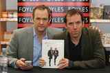 Alexander Armstrong Photo - London UK Alexander Armstrong and Ben Miller promoting their latest book The Armstrong And Miller Book at Foyles in Westfield 27th November 2010Matt LewisLandmark Media