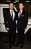 Thomas Redgrave Photo - London UK Collabro -  Michael Auger and Thomas Redgrave at the launch party of  Collabros 3rd album Home held at the SanctumSoho Hotel Warwick Street London on 2 March 2017Ref LMK392-63057-030317 Vivienne VincentLandmark Media WWWLMKMEDIACOM