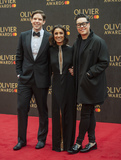 Anita Rani Photo - London UK Frank DiLella Anita Rani and Gok Wan at The Olivier Awards 2019 with Mastercard at Royal Albert Hall on April 7 2019 in London England 7th April 2019Ref LMK386-J4701-080419Gary MitchellLandmark MediaWWWLMKMEDIACOM