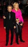 Alastair Stewart Photo - London UK  Rod Stewart  and Penny Lancaster with their son Alastair Stewart    at  The Royal Film Performance of Hugo at the Odeon Leicester Square London  28th November 2011 SYDLandmark Media