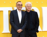 Danny Boyle Photo - London UKDanny Boyle and Richard Curtis at Yesterday UK Premiere at the Odeon Luxe Leicester Square London on June 18th 2019Ref LMK73-J5085-190619Keith MayhewLandmark MediaWWWLMKMEDIACOM